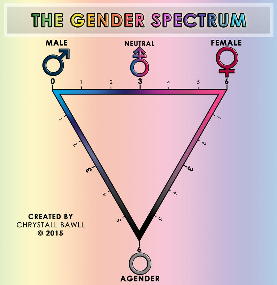 The Gender Spectrum Scale